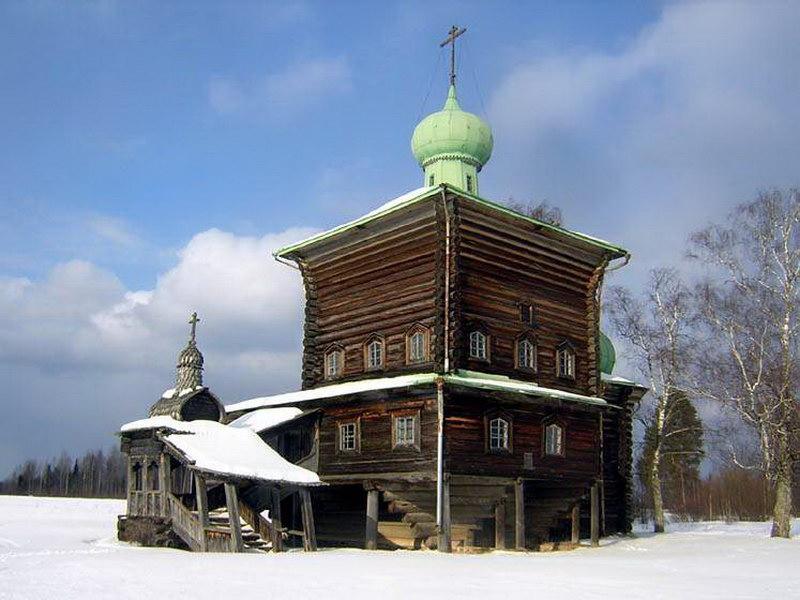 300-летие никольской церкви
