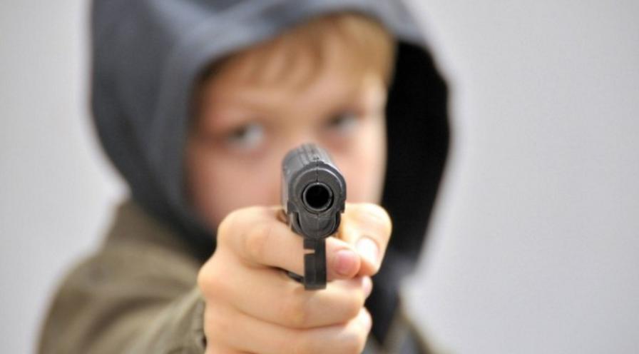 подросток застрелил