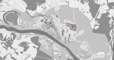 Опубликована схема размещения мест накопления ТКО в Лузе