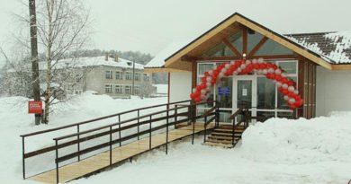 В Лузском районе открылся новый фельдшерско-акушерский пункт