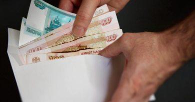 В Лузском районе прокуратура пресекла выплату «серой» зарплаты